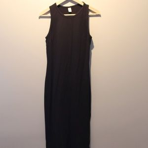 Old Navy Bodycon Knee Length Cotton Dress - Small